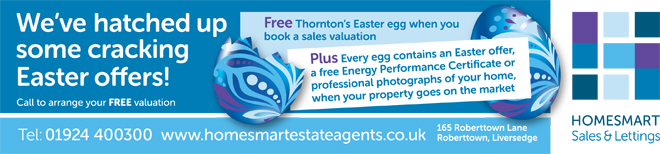 Homesmart Easter 2015 Offers